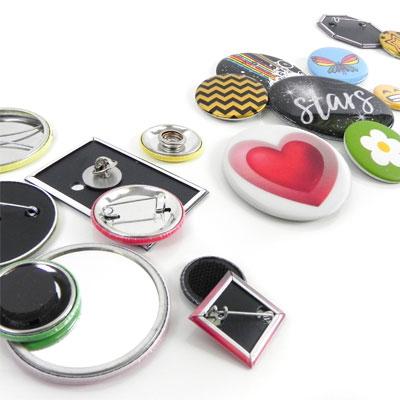 button selbst gestalten
